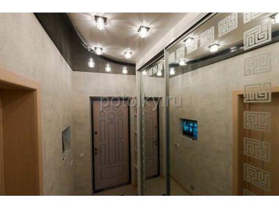 Купить Недорогие двухуровневые натяжные потолки в Москве в Москве и области