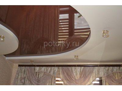 Купить Натяжной потолок 16 кв м со скидкой, монтаж включен в стоимость в Москве и области