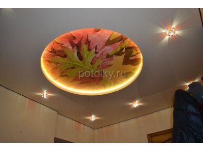 Купить Натяжной потолок на 10 м2 по низким ценам в Москве и области