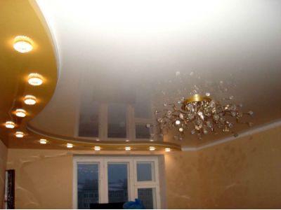 Купить Расчет цены натяжных потолков 11 кв м в Москве и области