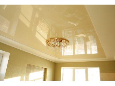 Купить Купить натяжной потолок с установкой в комнату 17 кв м в Москве и области