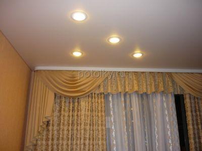 Купить Виды натяжных потолков для комнаты 18 кв м цена конструкций в Москве и области