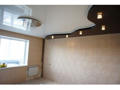 Купить Действительно ли цена за м2 на двухуровневый натяжной потолок такая высокая? в Москве и области
