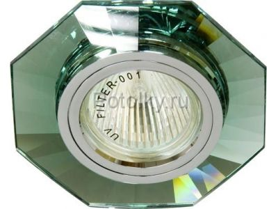 Купить 8120-2 Цвет зеленый  серебро в Москве и области