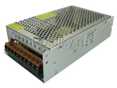 Купить Блок питания EN-250-12 (12V, 250W, 20.83A, IP20)   в Москве и области