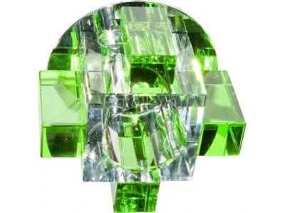 Купить C1037G Цвет зеленый  хром в Москве и области