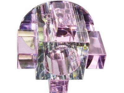 C1037P Цвет розовый  хром