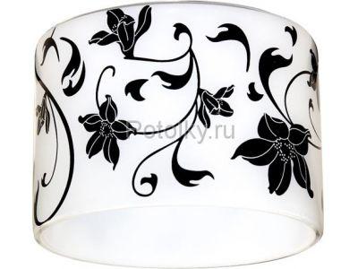 Купить CD2037 Цвет  белый фон - черный рисунок в Москве и области