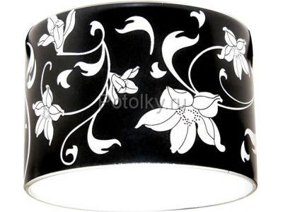Купить CD2037 Цвет  черный фон - белый рисунок в Москве и области
