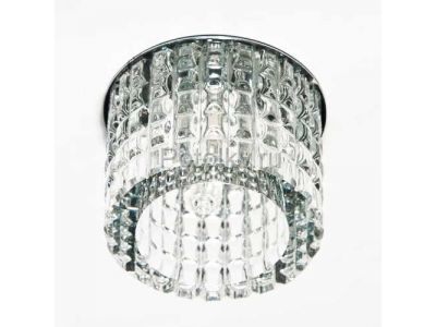 Купить CD2109 JCD9 35W с прозрачным стеклом, хром, в Москве и области