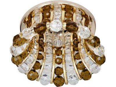Купить CD2120 Цвет прозрачный-коричневый золото в Москве и области