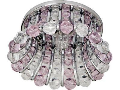 Купить CD2120 Цвет прозрачный-розовый хром в Москве и области