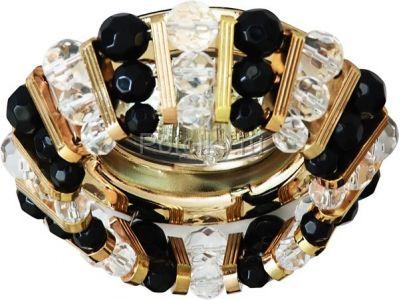 Купить CD2121 Цвет  прозрачный-черный  золото в Москве и области