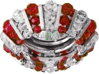 Купить CD2121 Цвет прозрачный-красный  хром в Москве и области
