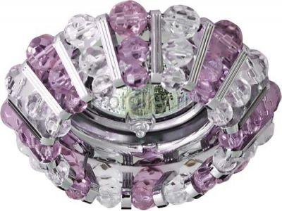 Купить CD2121 Цвет  прозрачный-розовый  хром в Москве и области