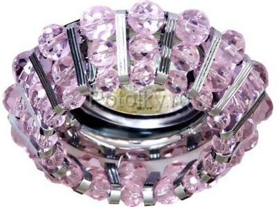 Купить CD2121 Цвет  розовый  хром в Москве и области