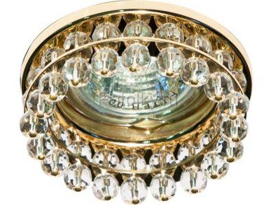 Купить CD2130 Цвет прозрачный золото в Москве и области