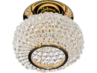 Купить CD2150 Цвет прозрачный золото в Москве и области