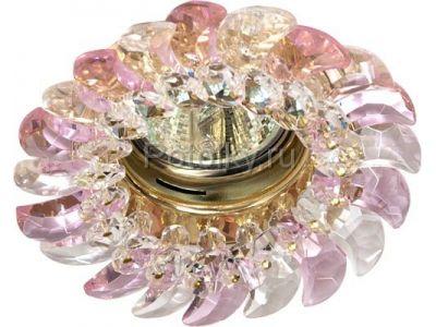 Купить CD2316 Цвет прозрачный-розовый золото в Москве и области