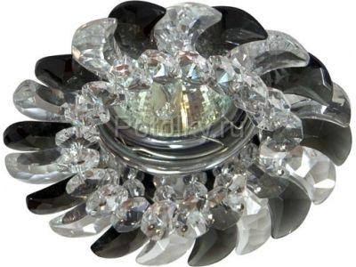 Купить CD2316 Цвет прозрачный-серый  хром в Москве и области