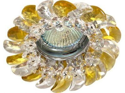 Купить CD2316 Цвет прозрачный-желтый хром в Москве и области