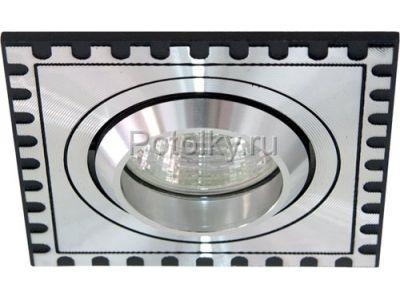 Купить CD2320 35W,220V,G5.3, Цвет алюминиевый в Москве и области