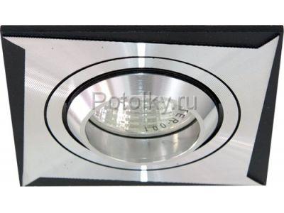 Купить CD2350 35W,220V,G5.3, Цвет алюминиевый в Москве и области