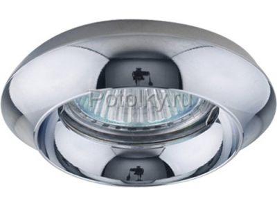Купить CD4209 35W,220V,G5.3, Цвет прозрачный-хром в Москве и области