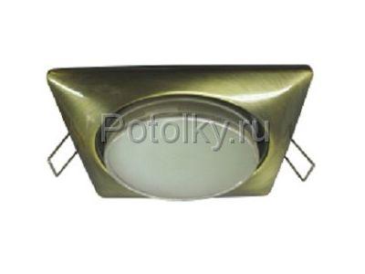 Купить Черная бронза GX53 квадратный в Москве и области