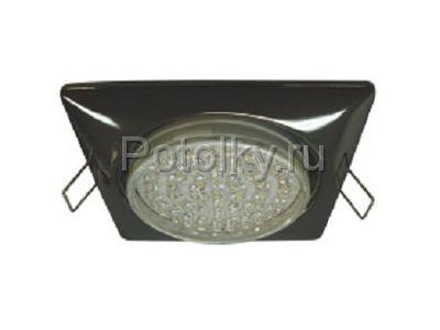 Купить Черненый хром GX53 квадратный в Москве и области