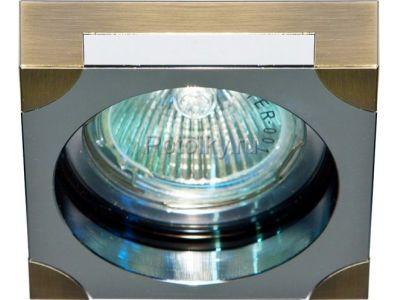 Купить DL192 35W, 220V,G5.3, Цвет бронза-хром в Москве и области