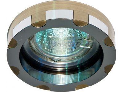 Купить DL193 35W, 220V,G5.3, Цвет бронза-хром в Москве и области