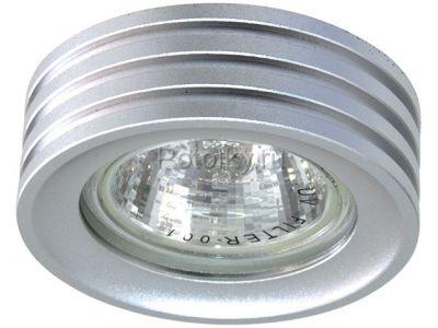 Купить DL233 35W, 220V,G5.3, Цвет алюминий в Москве и области