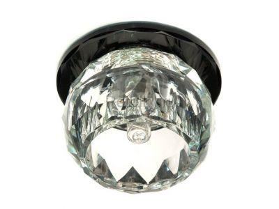 Купить JD137 JCD9 35W G9 прозрачный, черный ( с лампой ) в Москве и области