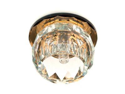 Купить JD137 JCD9 35W G9 прозрачный,коричневый ( с лампой ) в Москве и области