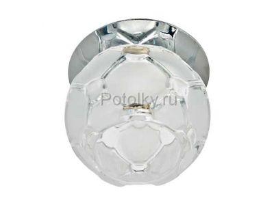Купить JD175, JCD9 35W G9 прозрачный-матовый, хром в Москве и области