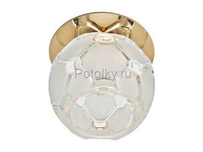 Купить JD175, JCD9 35W G9 прозрачный-матовый, золото в Москве и области