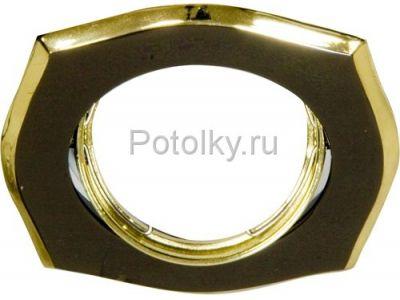 Купить Светильник потолочный, MR16 G5.3 черный-золото, A246 в Москве и области