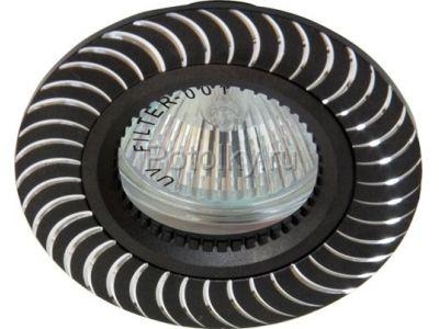 Купить Светильник потолочный, MR16 G5.3 черный, GS-M392BK в Москве и области