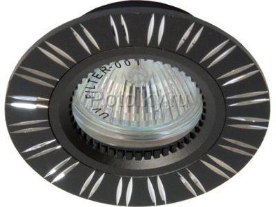 Купить Светильник потолочный, MR16 G5.3 черный, GS-M393BK в Москве и области