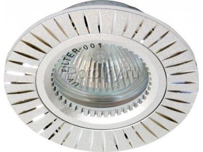 Купить Светильник потолочный, MR16 G5.3 серебро, GS-M394S в Москве и области