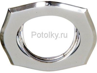 Купить Светильник потолочный, MR16 G5.3 серый-хром, A246 в Москве и области