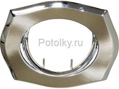 Купить Светильник потолочный, MR16 G5.3 титан-хром, A246 в Москве и области