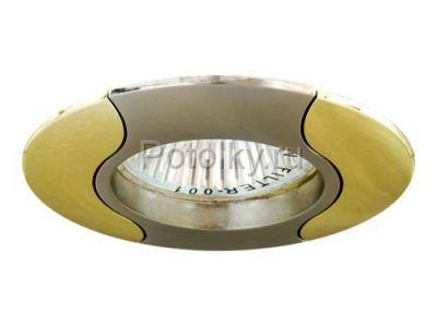 Купить Светильник потолочный, MR16 G5.3 титан-золото, 020Т-MR16 в Москве и области