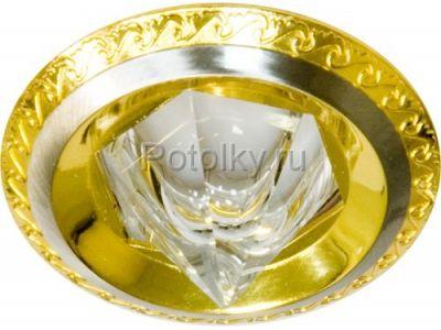 Купить Светильник потолочный, MR16 G5.3 титан-золото,1730 в Москве и области