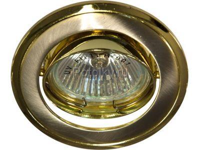 Купить Светильник потолочный, MR16 G5.3 титан-золото, 301T-MR16 в Москве и области