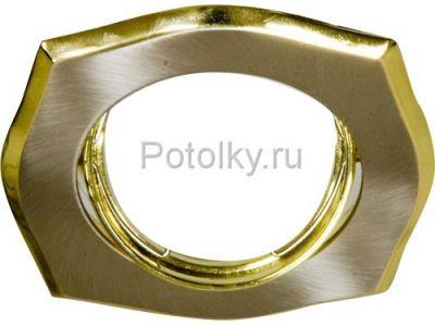 Купить Светильник потолочный, MR16 G5.3 титан-золото, A246 в Москве и области
