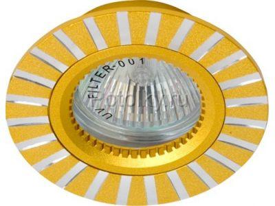 Купить Светильник потолочный, MR16 G5.3 золото, GS-M364G в Москве и области