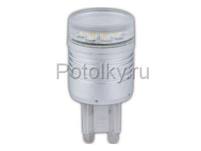 Купить Светодиодная лампа G9 2.4W 4000K в Москве и области