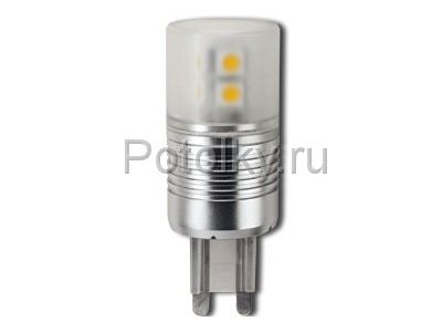 Купить Светодиодная лампа G9 3.0W 2700K в Москве и области